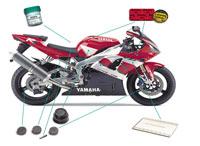Mærkning af motorcykeldele